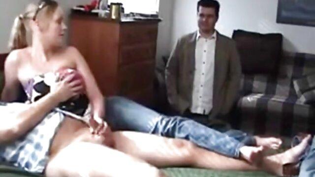 Esposa infiel videos eroticos fontaneros atrapado atascado en la polla de los amantes
