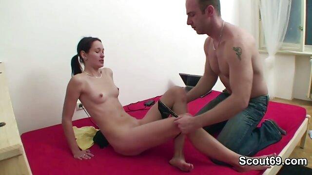 Mira Sunset recibe sexo anal duro masajes romanticos xxx y profundo en Ass Traffic